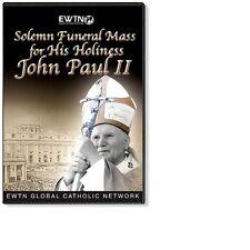 SOLEMN FUNERAL MASS FOR HIS HOLINESS JOHN PAUL II  DVD