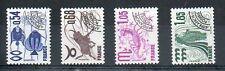 Serie des timbres Préoblitérés N° YT 146 à 149 neufs **