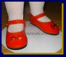 RED Patent Mary Jane Doll SHOES fit CHATTY CATHY