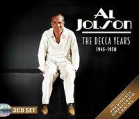 Al Jolson - Decca Years 1945-1950 [New CD]