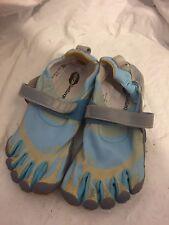 Vibram FiveFingers #M346 Size 42 9-9.5 Bikila Blue Running Mens Shoes -(d