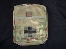 British Army Osprey MK4 FIRST AID / MEDIC Pouch - MTP - Grade 2 - Genuine Issue