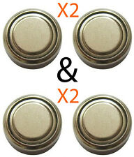 TWO (x2) battery sets Cell for Konica TC T4 Acom-1 Autoreflex Camera TOTAL 4 Pcs