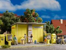 Vollmer 43777 H0 DHL-Packstation mit Briefkasten