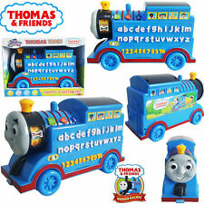 Thomas & Friend Electronic Train Kid Education Learning Book Musical Talking Toy