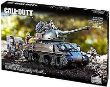 Mega Bloks Call Of Duty Legends Battle Tank Mega Brands Collector Series set