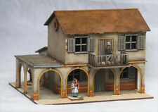 Old West Cowboy Bâtiment Hacienda A009 25 mm, 28 mm Terrain