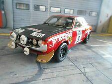 TOYOTA Celica 1600 GT TA22 RAC GB Rallye 1973 #9 Andersson OT274 Otto NEU  1:18