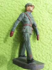 Elastolin WW2 WW1 Figurine soldat officier suisse allemand Army soldier Lineol