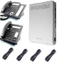 LG Aria IP 24 Phone System Pack 4 PSTN Line and 3 Display Phone GST+Del Inc