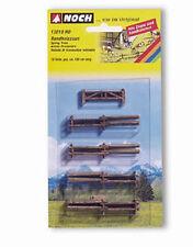 NOCH 13010 Gauge H0 Rundholzzaun #new original packaging#