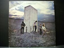 THE WHO - Who's next LP UK 2408 102