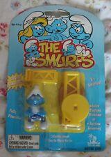Toy Island les schtroumpfs Nageur Plongeur Minimates Collectible vintage figure 1996