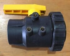 """NEW ARAG 1 1/2"""" FPT Ball Valve Union Mounting Inserts"""