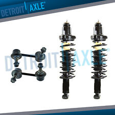Dodge Caliber Jeep Compass Patriot Rear Strut Coil Spring Sway Bar Kit