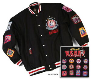 Negro League Wool Mens Jacket