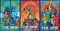 Justice League The Nail #1-3 Complete Set DC Comics 1998 Elseworld NM TPB