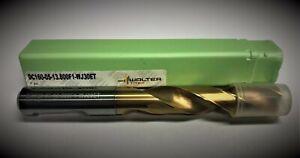 Walter Titex VHM Drill Bit DC160-05-13.800F1-WJ30ET Ø13.8 5xD x-Treme Evo