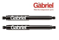 TATA 7/00-ON Safari 4WD All Models front,gas Gabriel Shock Absorber 14030