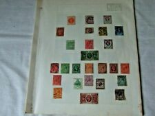 More details for great britain qn victoria to elizabeth mint/used stamp collection on album pages