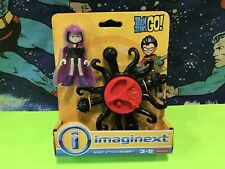 Teen Titans Go Magic Attack Raven Imaginext Fisher Price 2017 Action Figure TOYS