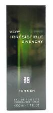 (GRUNDPREIS 239,80€/100ML) GIVENCHY VERY IRRESISTIBLE FOR MEN 50ML EDT SPRAY