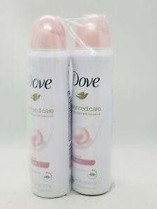 Dove Beauty Finish 48-Hour Antiperspirant & Deodorant Dry Spray 3.8oz Pack of 2