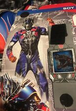 Transformers Optimus Prime Costume Boy L(10-12)
