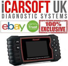iCarsoft CR V2.0 2020 FULL System Diagnostic Tool 10 MAKES - Official Outlet UK1