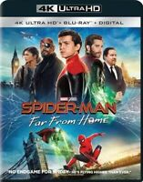 Spider-Man: Far From Home on 4K Blu-ray Disc, Blu-ray Disc, and Digital Download