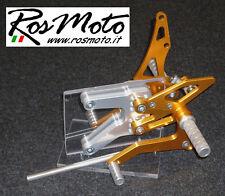 PEDANE ARRETRATE R1 R6 SPEED TRIPLE ZX6r ZX10r FZ1 FZ6