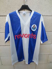 VINTAGE Maillot PORTO REVIGRES 1980 jersey shirt football collection L Conti