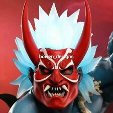 "Exclusive Street Fighter 1/4 Oni Akuma Summer Demon 18""Statue Pop Culture Shock"