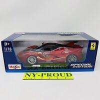 Maisto 2020 Ferrari FXX K Special Edition 1:18 Exclusive Style - New