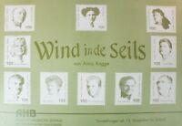 Wind in de Seils Alma Rogge AHB Oldenburg Kunstdruck G-4371