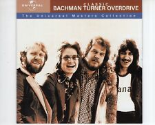 CD BACHMAN TURNER OVERDRIVEclassicEX- (A1972)