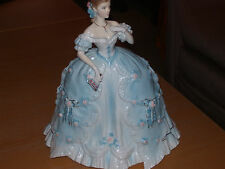 SUMMER SALE Royal Worcester The First Quadrille Figurine, with COA