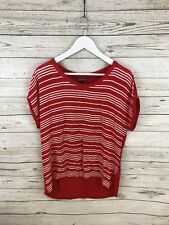 TOMMY HILFIGER Top - Size Large - Red - Great Condition - Women's