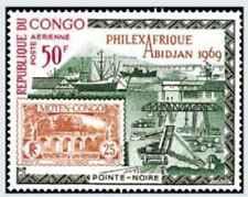 Timbre Congo PA79 ** lot 22109