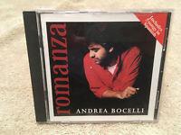 Andrea Bocelli Romanza CD 96 Playgraded