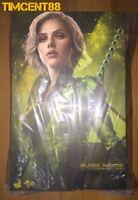 Hot Toys MMS460 Avengers Infinity War Black Widow Scarlett Johansson Open New