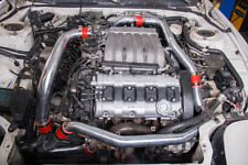 "30""x11""x3"" Intercooler Piping+ Intake Kit For Mitsubishi VR-4 VR4 3000GT Stealth"