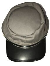 Civil War Hat Cap Confederate States Army Soldiers Field Mens Gray Wool Xl 7 5/8