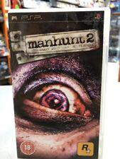 Manhunt 2 Uk PSP USATO GARANTITO