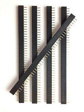 5x Buchsenleiste 2 mm | 40 Pins | RM Rastermaß 2mm