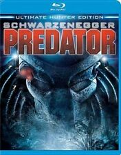 Predator Ultimate Hunter Edition 0024543663959 Blu-ray Region a
