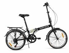 Unisex Adults Folding Bicycles without Suspension