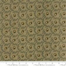 Moda New Hope Locking Leaves Gold100/% cotton Fabric FQ//Metre Patchwork Quilting