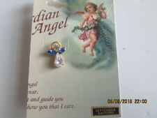 Guardian Angel Pin September Sapphire New