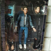 """NECA Back to the Future Marty McFly Audition 7"""" Action Figure New Official"""